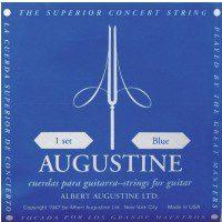 Augustine 650434) Blue struna do gitary klasycznej D4w