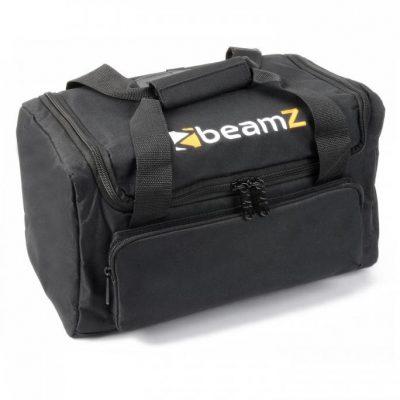 Beamz AC-126 Soft Case torba transportowa futerał 35,5x20x20,5cm (SxWxG) przystosowana do ustawiania piętrowego czarny 150.020
