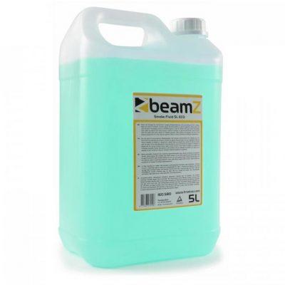 Beamz Płyn do wytwarzania mgły 5l ECO fluid mgielny zielony Sky-160.580