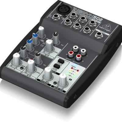 Behringer 502 - Mikser audio