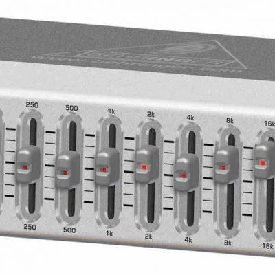 Behringer FBQ800 - equalizer