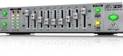 Behringer FBQ800minifbq korektor graficzny FBQ800