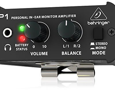 Behringer Powerplay P1Personal in-ear monitor Amplifier P1