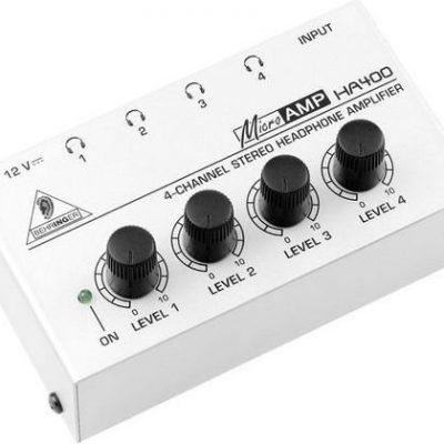 Behringer Pro MICROAMP HA400