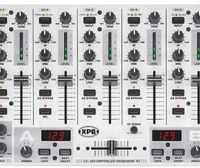 Behringer Pro Mixer VMX1000