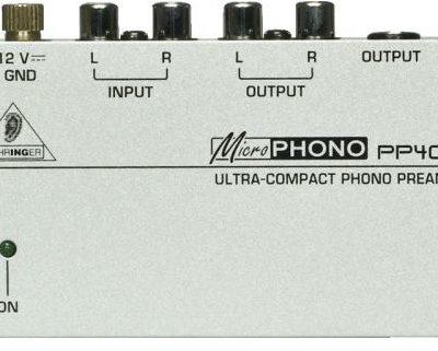Behringer Pro PP400