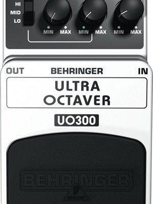 Behringer ULTRA OCTAVER UO300 - efekt basowy