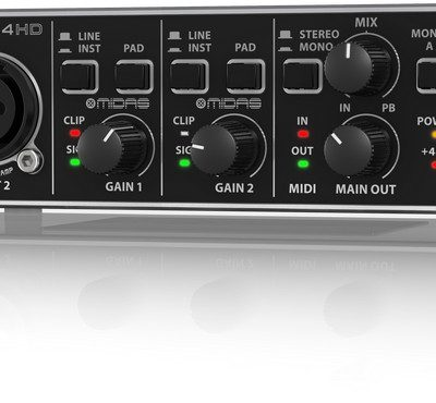 Behringer UMC204HD B-Stock Interfejs USB 12040