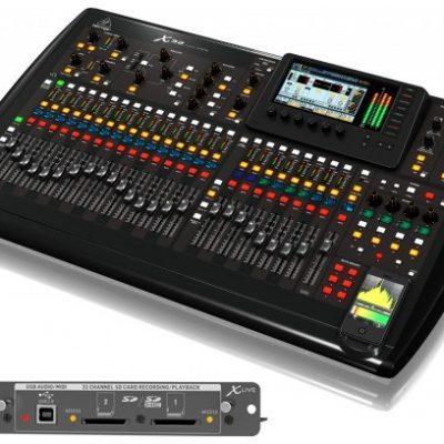 Behringer X32 - mikser/konsoleta cyfrowa + GRATIS