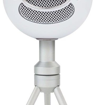 Blue Mic Mic Snowball iCE - White 836213001974
