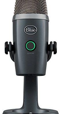 Blue Yeti Nano mikrofon USB Premium