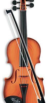 Bontempi Bontempi Bontempi291100 skrzypce z drewnianym wykończeniem, wiele kolorów Bontempi291100