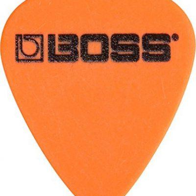 BOSS BOSS BPK-12-D60 Medium-Delrin plektrony gitarowe, 0,60 mm  opakowanie 12 szt. BPK-12-D60