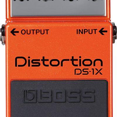 BOSS Boss DS-1X - DISTORTION