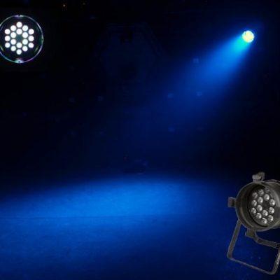Briteq Terralec LED Spot 18 x 3 W PAR18 TC