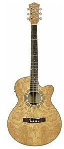 Chord chord N4CA Native Curly Ash Gitara elektroakustyczna 175.098UK