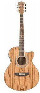 Chord chord N4Z Native Zebrano Gitara elektroakustyczna 175.091UK