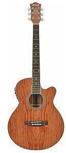 Chord Chord N5BB Native Bubinga electro-acoustic guitar, gitara elektroakustyczna 175.295UK