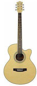 Chord Chord N5FM Native Flame Maple electro-acoustic guitar, gitara elektroakustyczna 175.293UK
