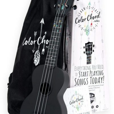 Chord Kala KALA Color Learn To Play Ukulele Starter Kit