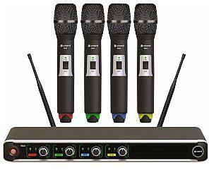 Chord Mikrofony bezprzewodowe UHF NU4-H Zestaw 171.843UK