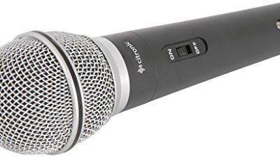 Citronic 173.863uk dynamiczny mikrofon zapewniający wokal i Recording zastosowań o Flight Case 173.863UK