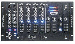 Citronic CDM10:4 4 Channel USB Mixer, mikser DJ 171.135UK