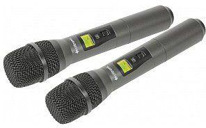 Citronic Citronic RUHH-PLL Mikrofon bezprzewodowy doręczny UHF 863.1-864.9MHz do zestawów RU105 i RU210 171.985UK