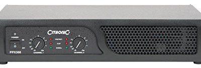 Citronic ppx300power amplifier 172.203UK