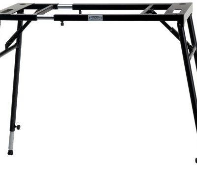 Classic Cantabile Classic cantabile KS-KT Keyboard stojaku E-Piano mikser Turntable stół składany uchwyt do laptopa regulowany w wysokości i szerokości 00025214
