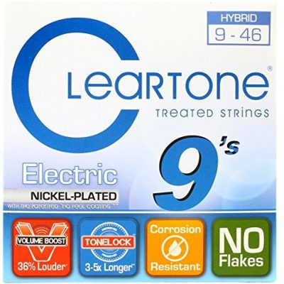 Cleartone cleartone Electric Guitar Strings CL9419