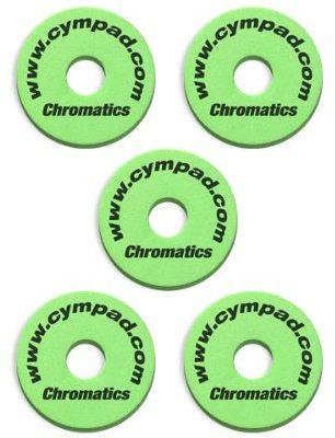 Cympad Zestaw cympad 40/15MM kolor w celach edukacyjnychzielony (opakowanie  szt.) CYCS15/5G