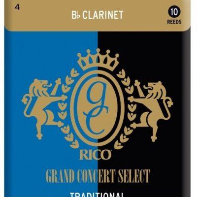 D'ADDARIO D'ADDARIO RGC10BCL400 stroik do klarnetu Bb gr. 4