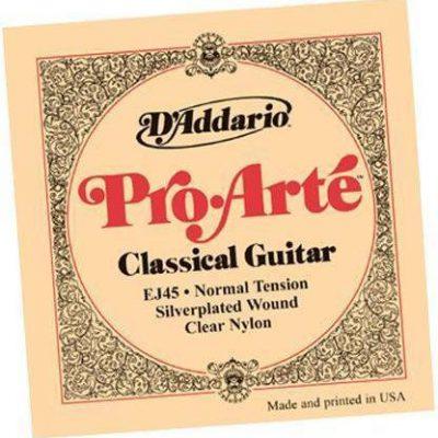 DAddario EJ45 Pro-Arte - do gitary klasycznejnej norm. naciąg