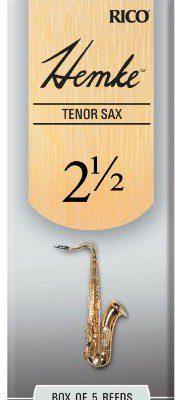 D'Addario Frederick L. hemke kartki na Tenor altowy (5sztuki) RHKP5TSX250