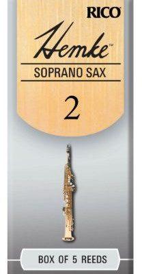 D'Addario Frederick L. hemke liście zapewnia saksofonu (5sztuki) RHKP5SSX200