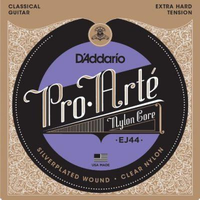 D'Addario nylonowe struny do gitary klasycznej EJ44