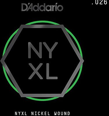 D'Addario nynw026nyxl Nickel Wound indywidualnej gitary NYNW026