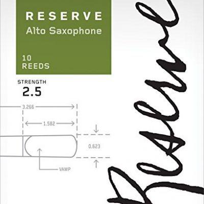 D'Addario Reserve kartki na saksofon altowy (10sztuk) DJR1025