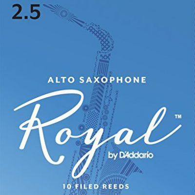 D'Addario Royal liście na saksofon altowy grubość RJB1025