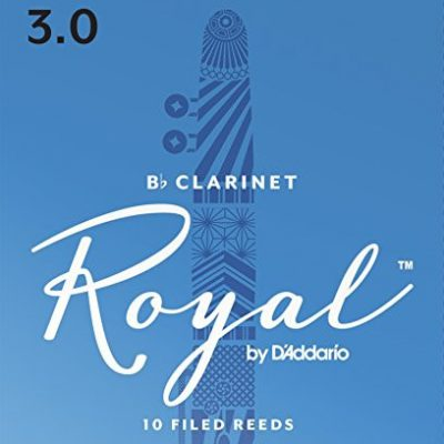 D'Addario Royal stroik do klarnetu Bb, twardość: 3,0 (10 szt.) RCB1030