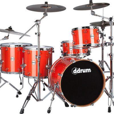 DDrum Reflex PKT 520 OSPK - akustyczny zestaw perkusyjny 12068
