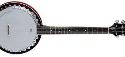 Dean Backwoods 6 - Banjo sześciostrunowe