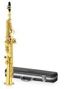 DELSON Delson Saksofon sopranowy V-SAXSD z miedzi V-SAXSD