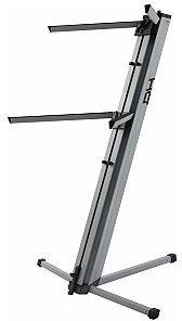 Die Hard DHKS10SL Stojak na klawiaturę w nowym stylu kolumnowym DHKS10SL