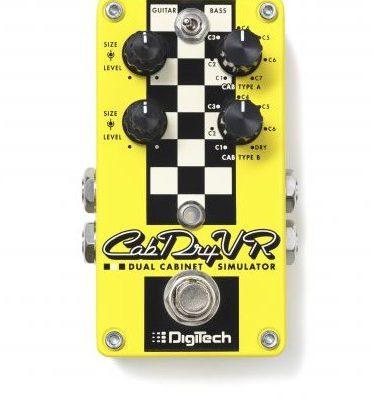 Digitech CabDryVR Dual Cabinet Emulator