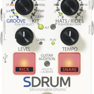 Digitech SDRUM - Strummable Drums