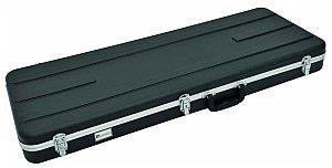 Dimavery ABS rectangle-case for e-guitar, futerał gitarowy 26347645