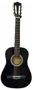 Dimavery AC-303 gitara klasyczna 1/2, black 26242049