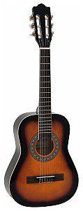 Dimavery AC-303 Gitara klasyczna 1/2 sunburst 26242048